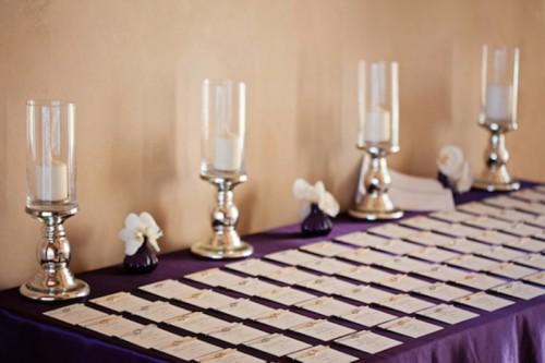 Beautiful Shades Of Purple Destination Wedding In Athens