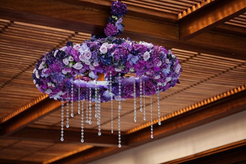 Picture Of beautiful shades of purple destination wedding in athens  26