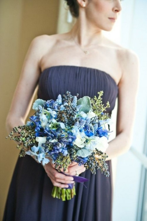 Beautiful Winter Wedding Bouquets