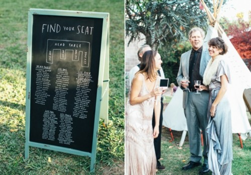 Beautifully Handcrafted And Intimate Wedding In Ojai Rancho Inn