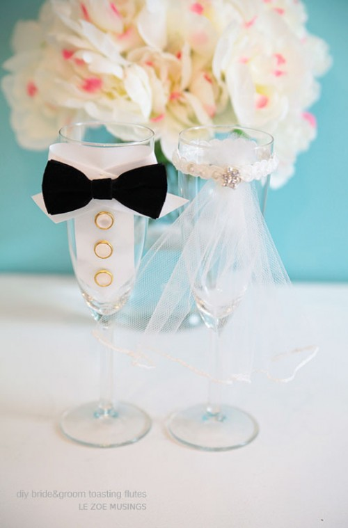 The Best DIY Projects For Your Wedding Of April 2013