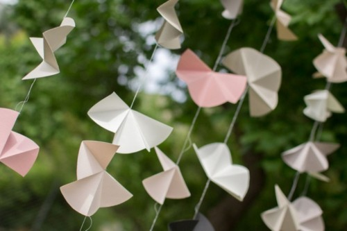 The Best DIY Projects For Your Wedding Of August 2013