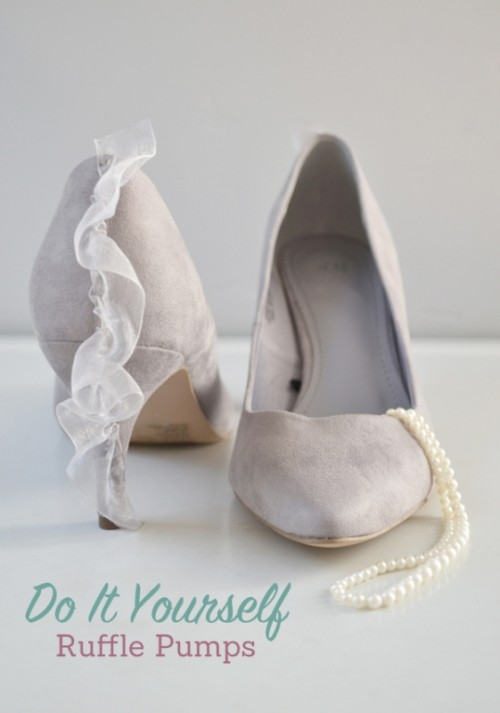 The Best DIY Projects For Your Wedding Of May 2013