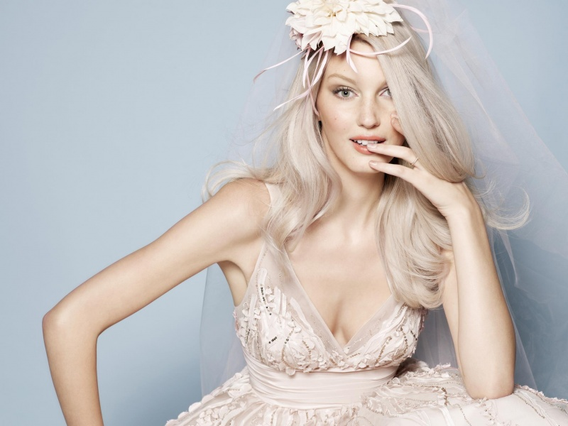 Blush Pink 2013 Watter's Wedding Gowns - Weddingomania