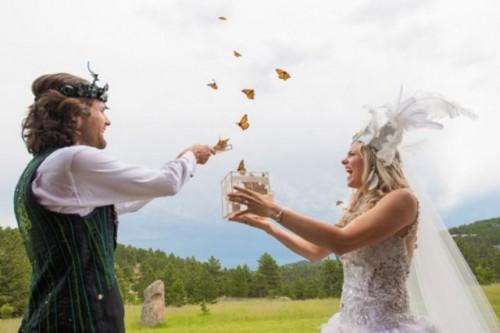 Bohemian Fairytale Wedding In Boulder
