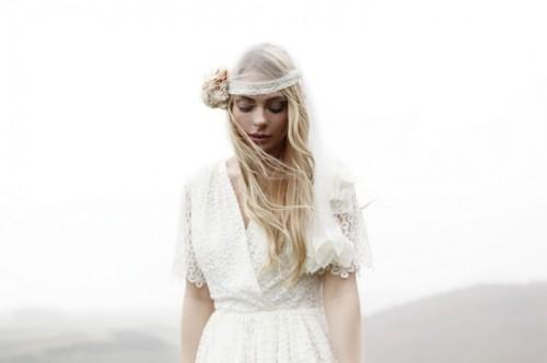 Bohemian Inspired Bridal Wear By Minna