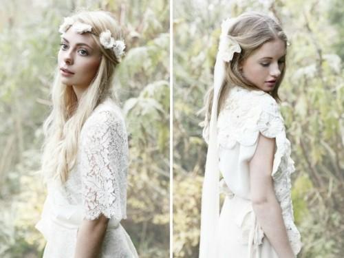 Bohemian Inspired Bridal Wera By Minna