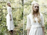 Bohemian Inspired Bridal Wera By Minna