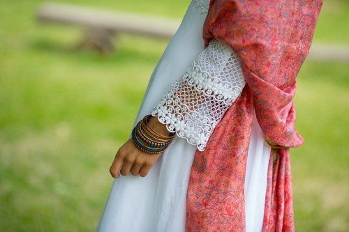 Boho Chic Eye Candy: Colorful Gypsy Bridal Shoot