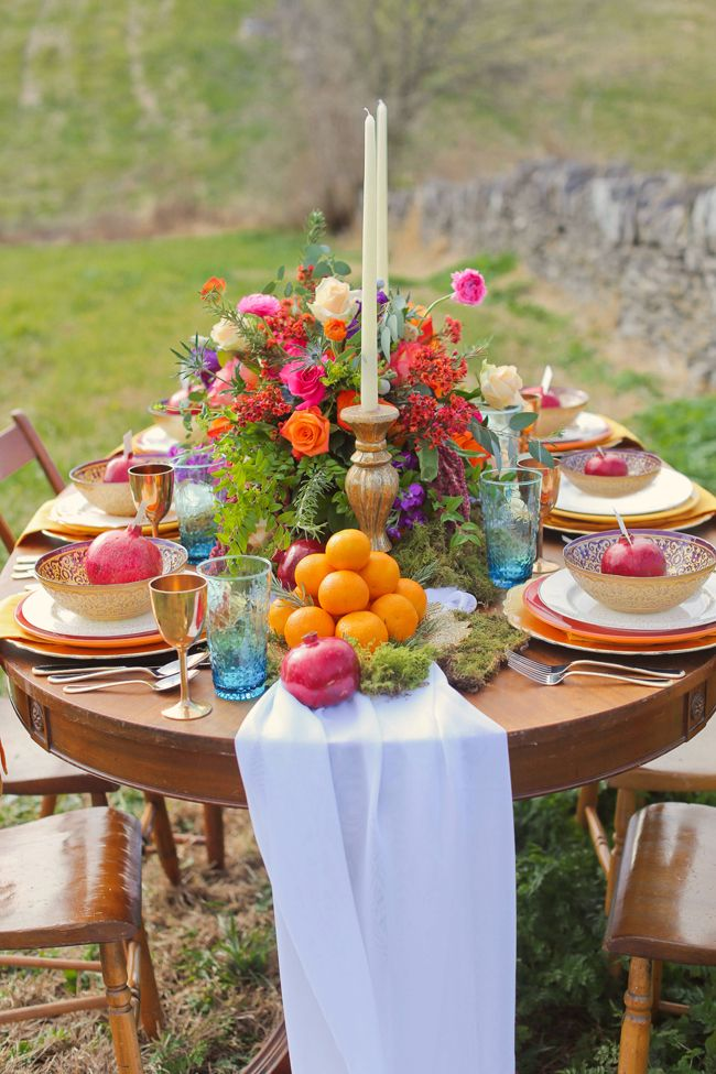 boho wedding table decorations picture of boho chic wedding table settings to get inspired 15 2013