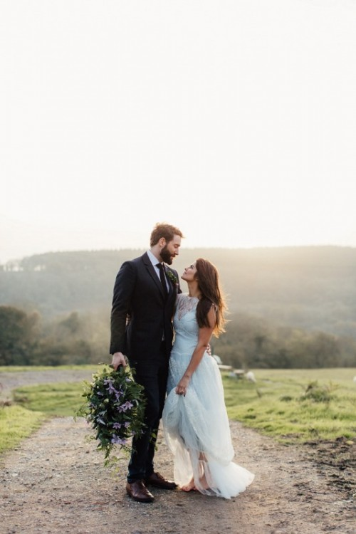 Boho Luxe Wedding Inspiration At English Countryside