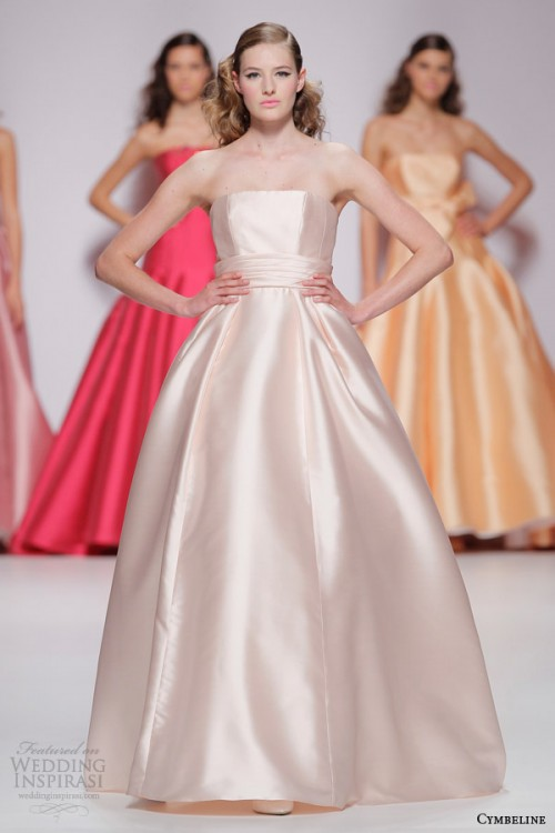 Champagne Colored Wedding Gowns