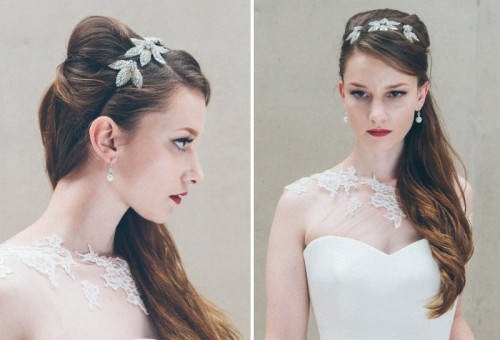 Breathtaking Adagio Headpiece Collection Inspired By The Ballet
