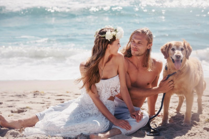 Picture Of breathtaking free people ever after boho bridal dresses collection  1