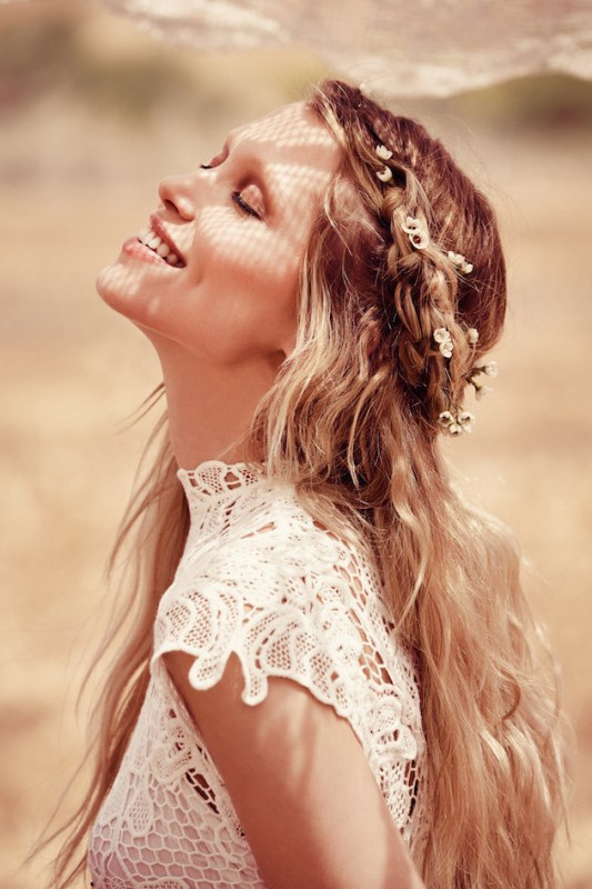Picture Of breathtaking free people ever after boho bridal dresses collection  9