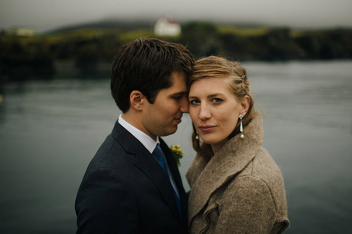 Picture Of breathtaking icelandic black church elopement  15