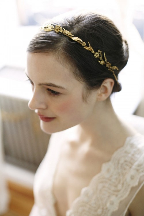 Breathtaking Jennifer Behr Bridal Headpieces