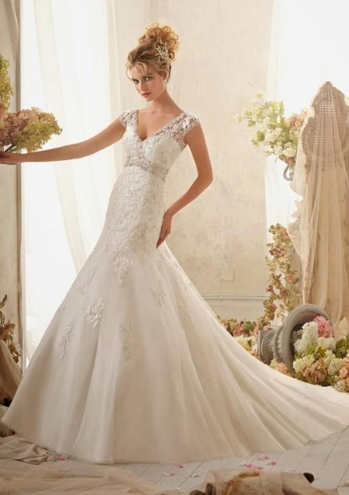 Morilee Wedding Dress 74 Vintage Breathtaking Mori Lee Spring