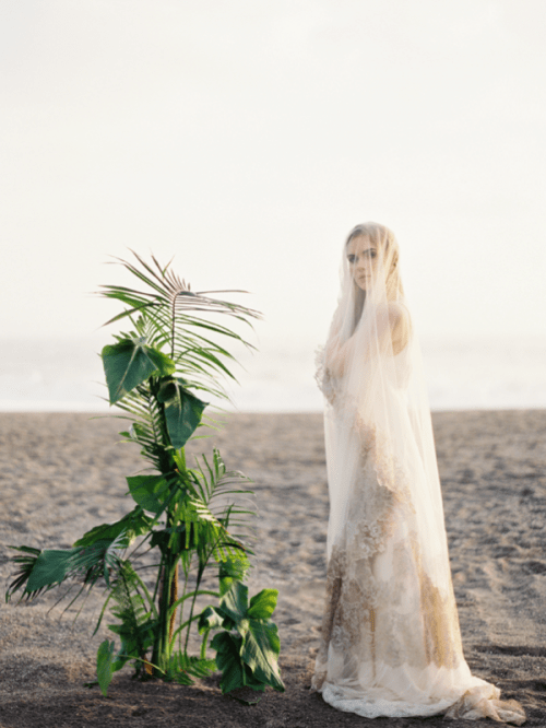 Breathtaking Natural Coastal Wedding Inspiration