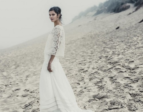 Sophisticated 2014 Wedding Dresses Collection By Laure de Sagazan