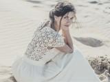 Breathtaking Sophisticated Wedding Dresses Collection By Laure De Sagazan