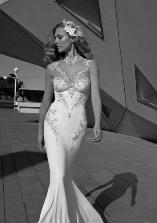Breathtaking Wedding Dresses Collection With Lovely Details By Galia Lahav