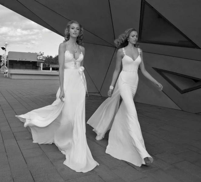 Breathtaking Wedding Dresses Collection With Lovely Details By