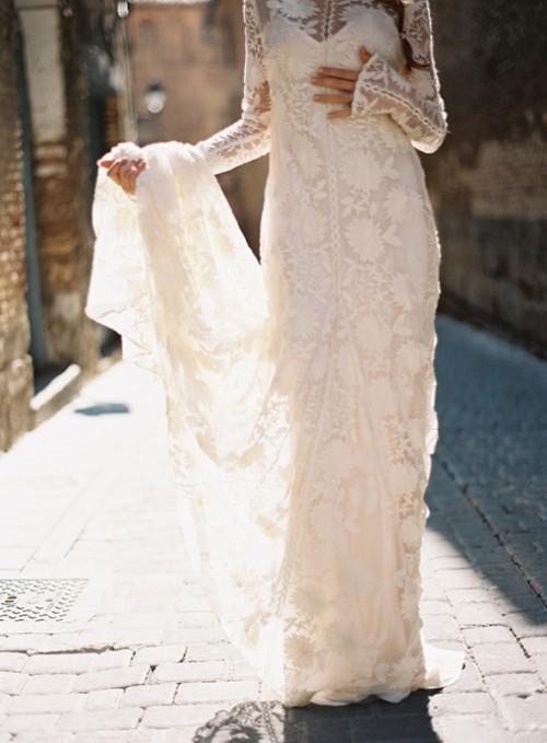 Breathtakingly Beautiful Spanish Wedding Inspiration In The Desert