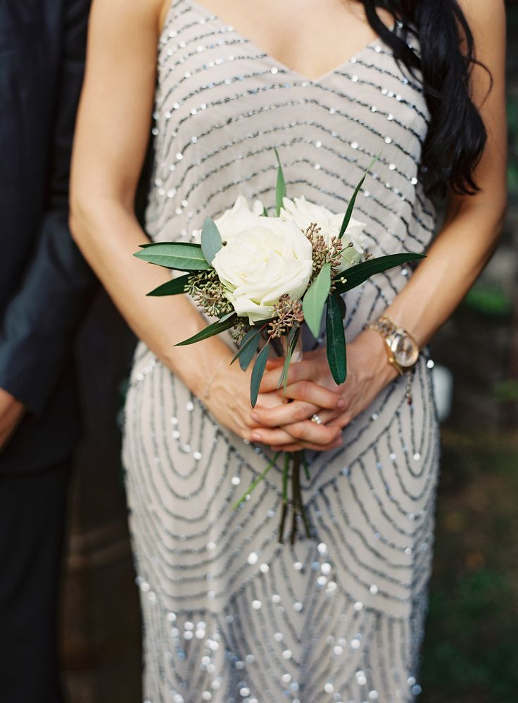 Picture Of breathtakingly gorgeous embellished bridesmaids dresses  22