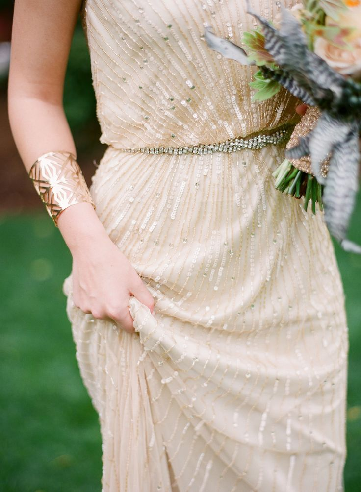 Picture Of breathtakingly gorgeous embellished bridesmaids dresses  25