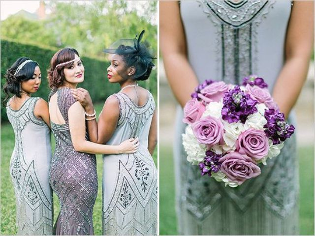 Picture Of breathtakingly gorgeous embellished bridesmaids dresses  26