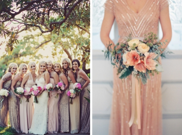 Picture Of breathtakingly gorgeous embellished bridesmaids dresses  3
