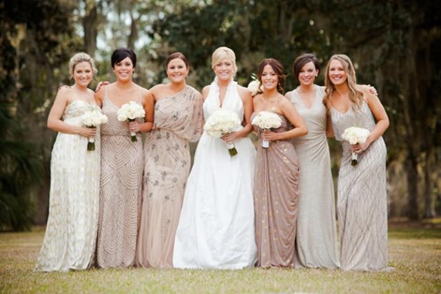 Bridesmaid Wedding Dresses 40 Luxury Breathtakingly Gorgeous Embellished Bridesmaids