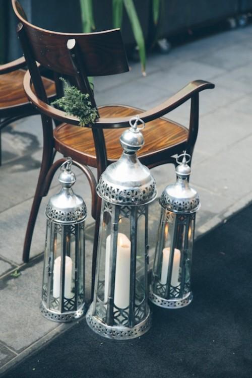 Bright And Modern Urban Wedding Inspiration