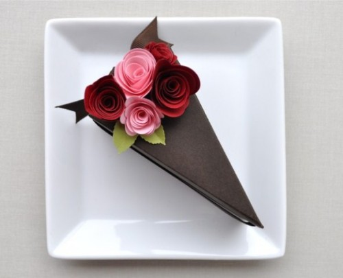 cake slice boxes for guest favors for a wedding weddingomania. Black Bedroom Furniture Sets. Home Design Ideas