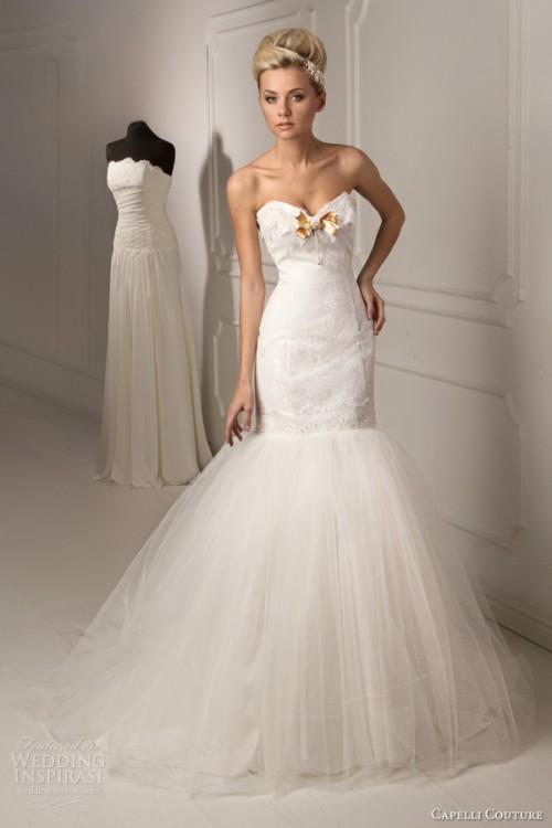 designer mermaid wedding dresses 2013 wwwpixsharkcom