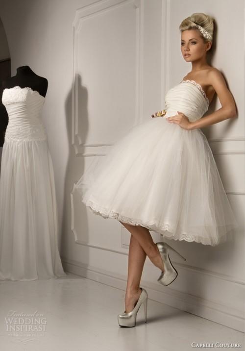 Capelli Couture 2013 Wedding Dresses