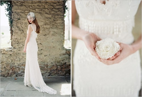 Charming Enchanted Atelier Springsummer 2014 Wedding Accessories Collection