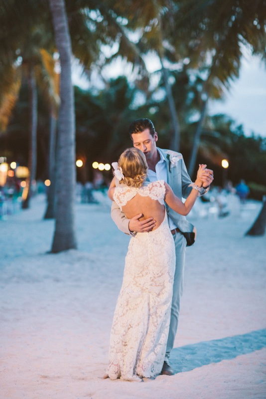 Charming Florida Keys Beach Wedding