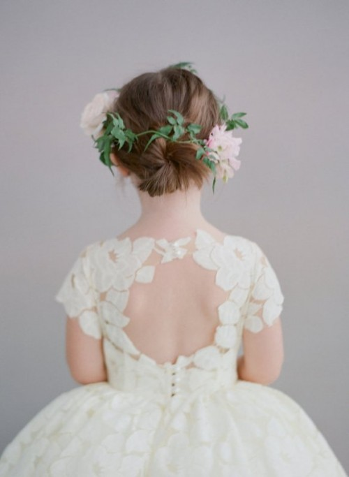 Charming Flower Girl Dresses From Doloris Petunia