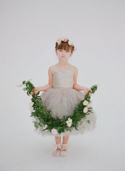 Charming Flower Girl Dresses From Doloris Petunia