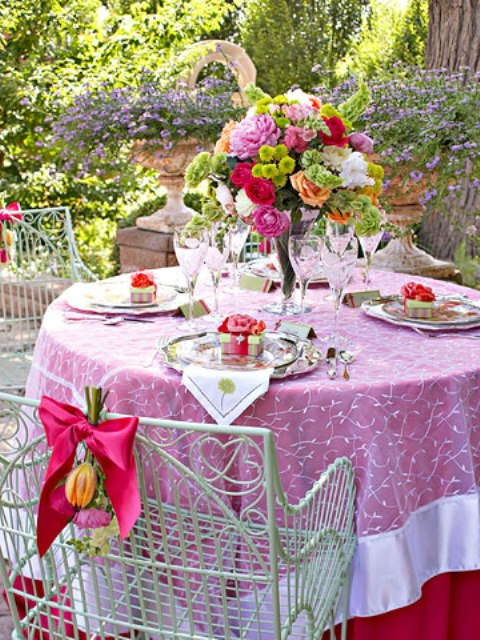 45 Charming Garden Bridal Shower Ideas
