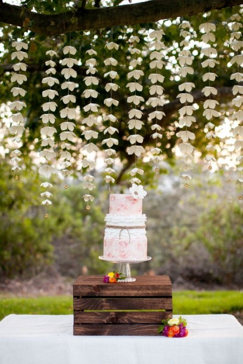 Outdoor Bridal Shower Decoration Ideas Part - 29: Charming Garden Bridal Shower Ideas