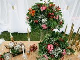 charming-gold-pink-maroon-wedding-ideas-4