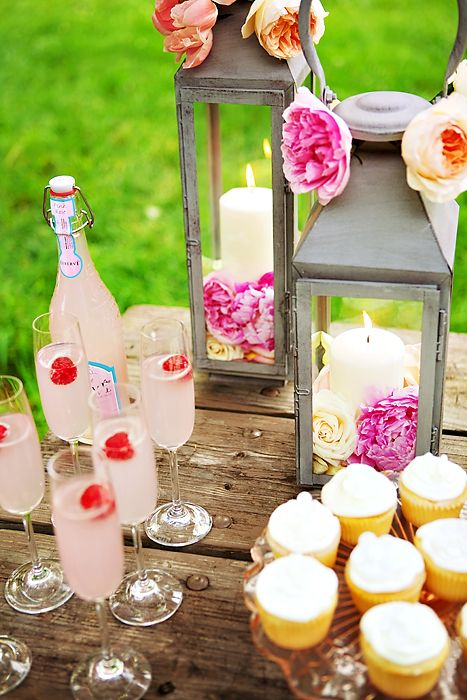 picture of charming spring bridal shower ideas to try 17