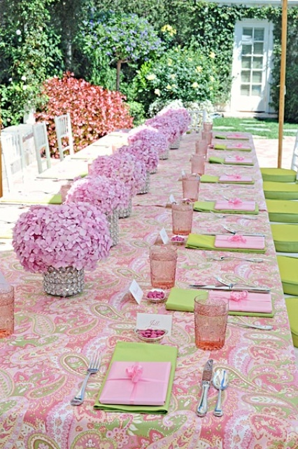 picture of charming spring bridal shower ideas to try 4