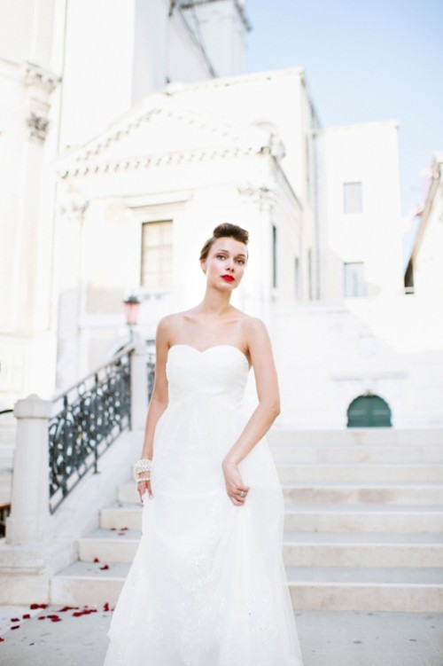 Charming Venetian Wedding Inspirational Shoot