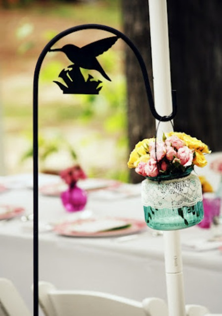 Charming Vintage Bridal Shower Ideas
