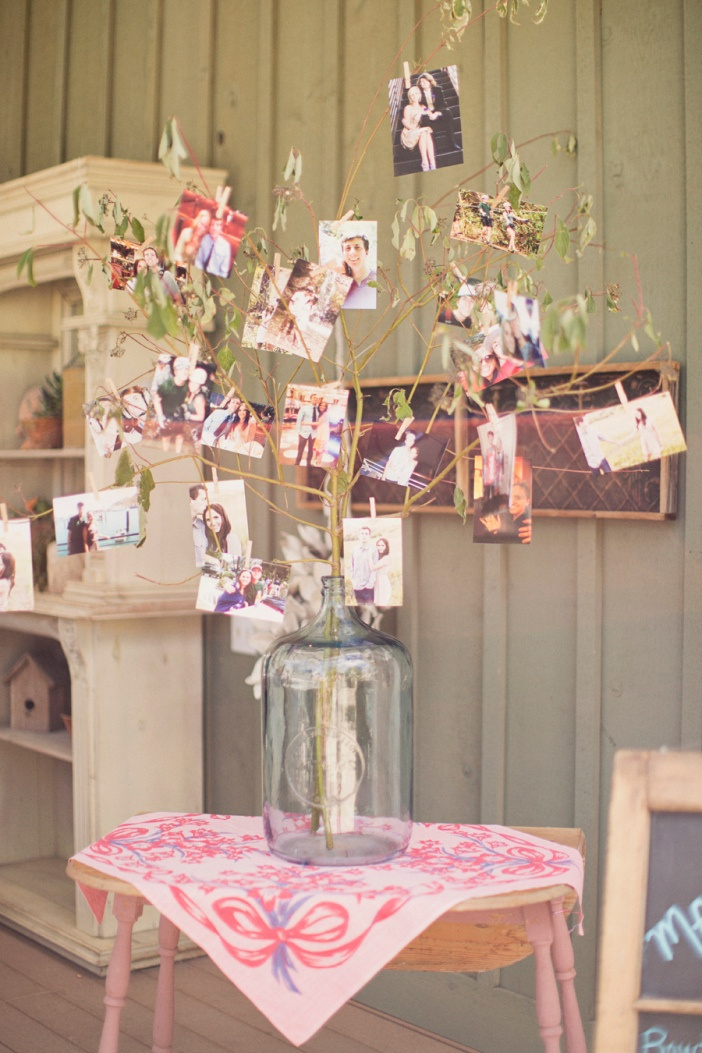 Picture of charming vintage bridal shower ideas junglespirit