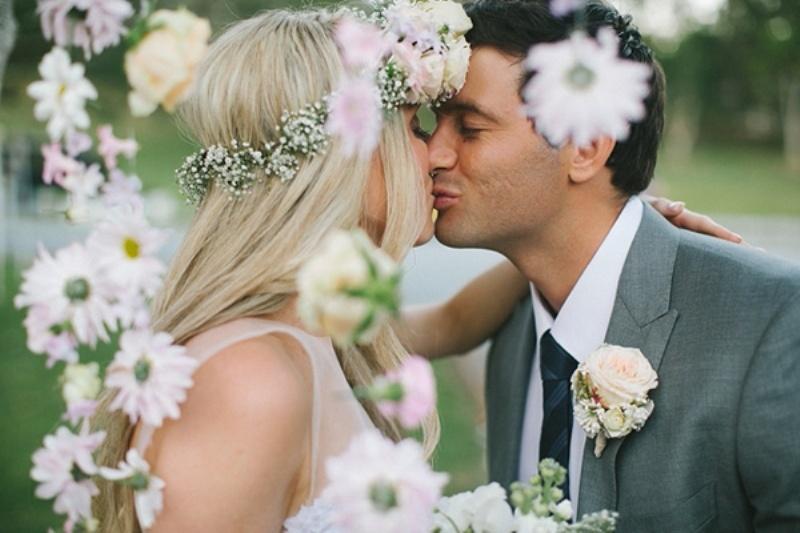 Charming Vintage Inspired Garden Queensland Wedding